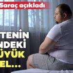 Dr. Ender Saraç, Meclis'te Obeziteyi Anlattı