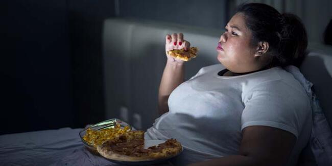Obezite omru kısaltıyor