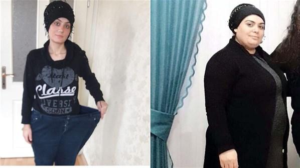 Obez Anne ile 3 Kızı Zayıfladı