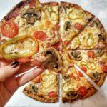 Diyet Pizza Tarifi (Resimli Kolay Anlatım)