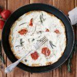 Sporcu Kahvaltısı: Beyaz Omlet Tarifi