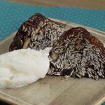 Yedikçe Yedirir: Şekersiz Mozaik Pasta Tarifi