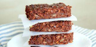 Şekersiz, Unsuz: Havuçlu Brownie Tarifi