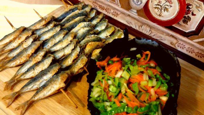 Şişte Balık