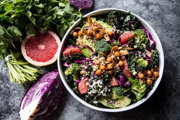 Detoks Salatası Tarifi