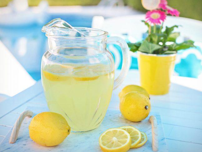 Diyet Limonata Tarifi