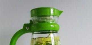 Maydanoz, Limon ve Salatalık Suyu