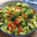 Seveni Çok: Brokoli Salatası Tarifi