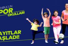 ibb-spor-okullari-egitimlere-basliyor