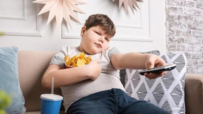 obez cocuk