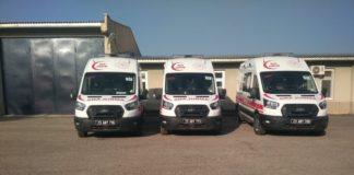 elaziga-tahsis-edilen-4-ambulans-hizmete-girdi